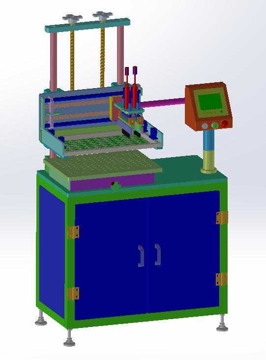 网板印刷设备